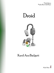 Droid - By Karol Ann Badgett: Violin Duet with Piano Early Elementary Sheet Music